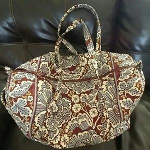 Handbags - Vera bradley big duffel bag