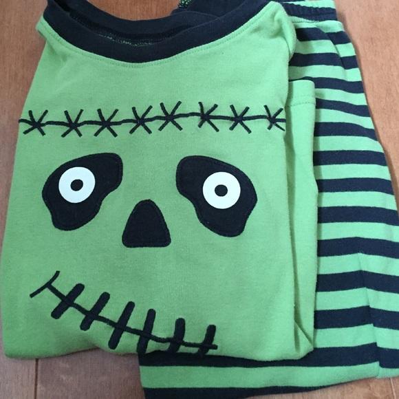gymboree boys halloween pajamas size 10