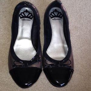 Fergalicious Shoes - Like New Condition Fergalicious By Fergie flats