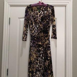 Lauren-Ralph Lauren dress