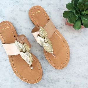 Aerin Shoes - Aerin Italian leather sandals