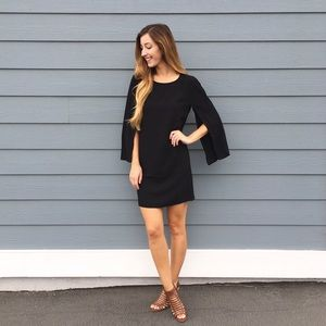Dresses & Skirts - split sleeve dress