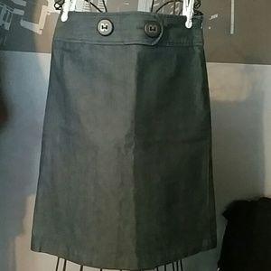 HAROLD'S Denim Skirt sz 2