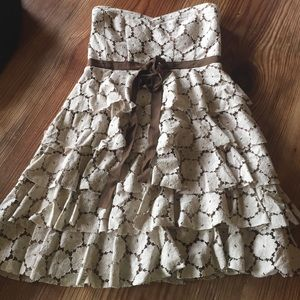 MM Couture lace dress
