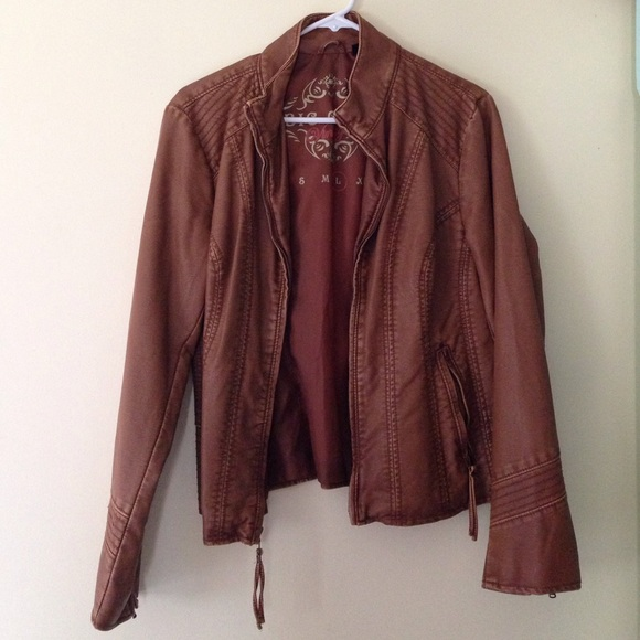 85 big chill jackets blazers big chill leather