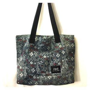 RED by MARC ECKO™ Denim Cotton Tote Shopper Bag