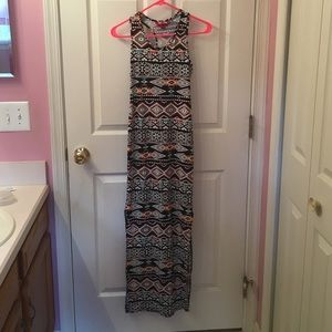 Hot Kiss Dresses & Skirts - Printed Maxi Dress