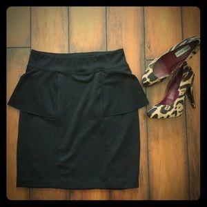 Eric + lani Skirts - Classy Black skirt