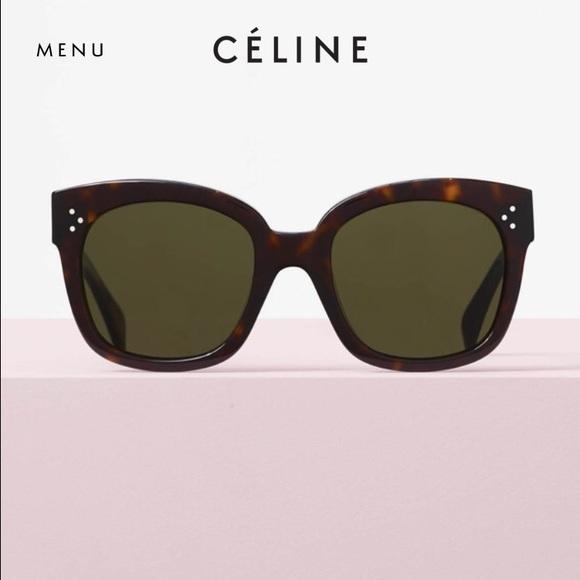 181d7340b53 Celine Accessories - Celine New Audrey CL 41805 S