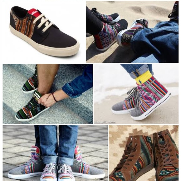 5752d97619ba1 Cool Peruvian design sneakers