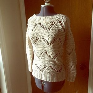 Ted Baker London Sweaters - Ted Baker Ivory Sweater