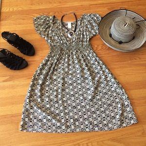  ANTHROPOLOGIE Corey Lynn Calter PRETTY Dress 4!