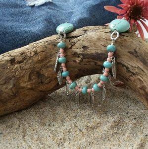Jewelry - Southwestern Desert necklace
