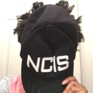 Old Glory Other - Black NCIS hat
