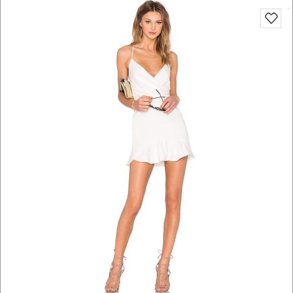 c0742c80d45de NBD Dresses | Revolve White Marilyn Dress Size M | Poshmark