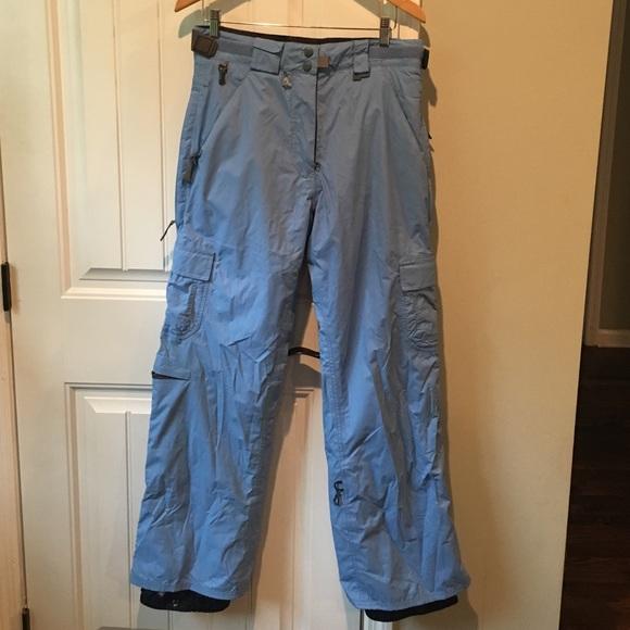 686 Womens Snowboard Pants Size M