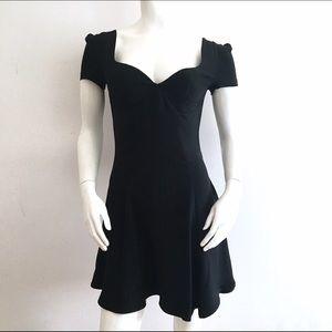 Rebecca Minkoff Sweetheart Skater Dress