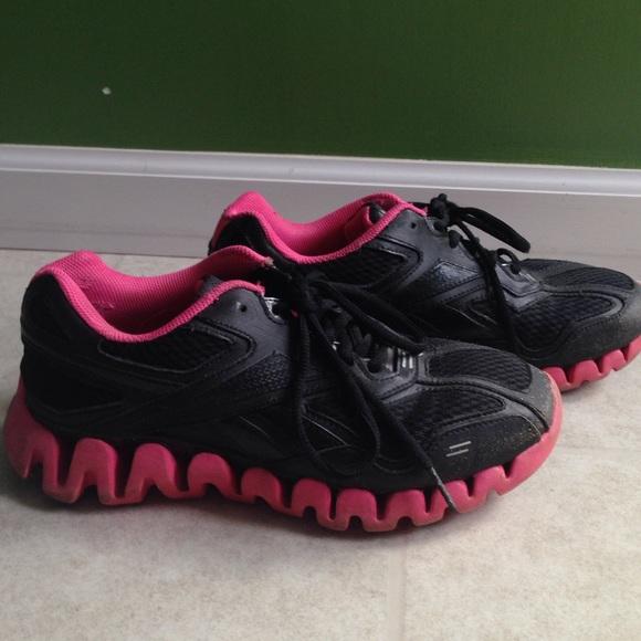 Reebok Shoes   Reebok Zig Zag Sneakers