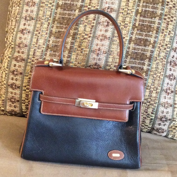 Bally Handbags - Bally Vintage Kelly Bag 8eae1c1da1415