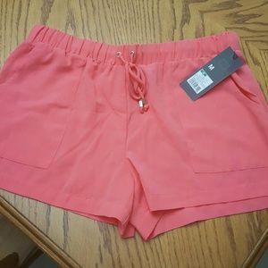mossimo black Pants - Chiffon shorts