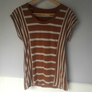 Hi-Line by Madewell retro striped shirt