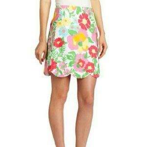 FIRM PRICE Garden By The Sea skirt