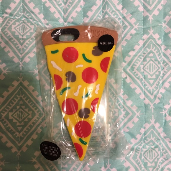 the best attitude 521e1 bd0b8 PINK Nation Pizza iPhone 6/6s Phone Case NWT