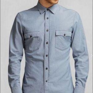 Belstaff Other - ✨Final Price ✨Belstaff Lowry Shirt