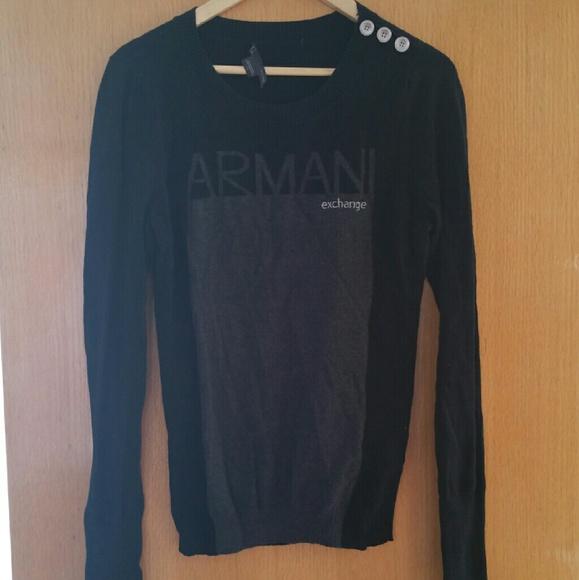 74% off Armani Exchange Sweaters
