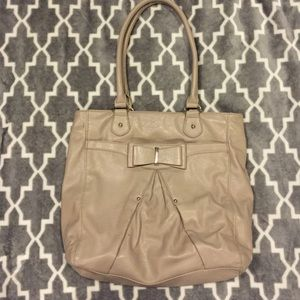 Elle Tote Bag with Bow