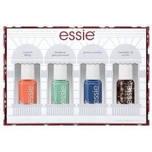 Essie Other - Essie Mini Nail Color Kit