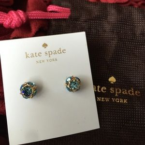 Kate spade new earrings