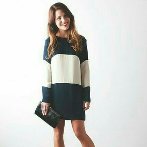 Heidi Merrick Dresses & Skirts - Heidi Merrick Colorblock Dress
