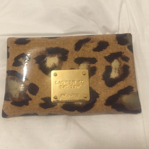 Ralph lauren bags business card or credit card holder poshmark ralph lauren business card or credit card holder reheart Images