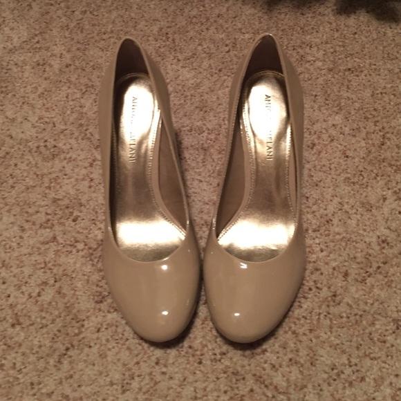 8589d0cfde ANTONIO MELANI Shoes - Antonio Melani Nude Pumps Heels - 8.5