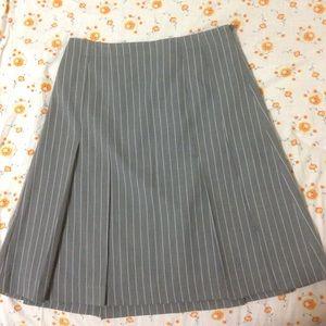 Isaac Mizrahi Striped Skirt