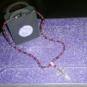 Jewelry - Custom made jewelry with  Crystal beads