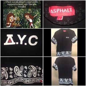 Asphalt Yacht Club Other - Asphalt Shirt