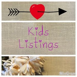 Other - BUNDLES SAVE MORE on Kids Listings 👶🏻 Just ask!