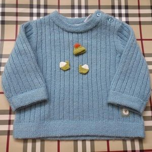 NWOT Lullaby club knit sweater