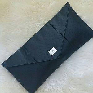 2xist Handbags - Black  envelope Victoria Beckham bag