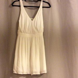 White dress from tobi