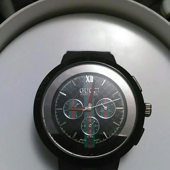 Gucci Accessories Pantcaon Watch Poshmark