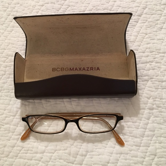 BCBGMaxAzria Accessories | Xena Eyeglasses Brown Frames | Poshmark