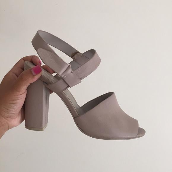kate spade - Kate Spade Saturday Nude Heels from Jennifer's closet ...