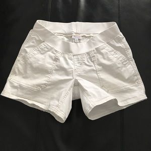 Pea In The Pod maternity shorts