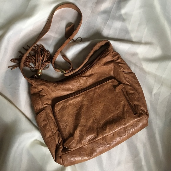 Awesome Cabin Creek Leather Purse