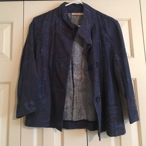 Coldwater Creek Button- Down Top