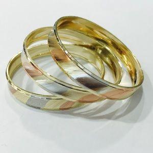 Jewelry - Baby bangle bracelet 3pc set in size #1