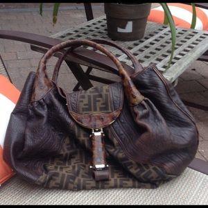 Fendi Handbags - Fendi spy bag